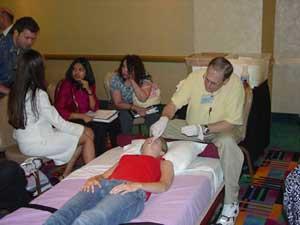 Acne Treatment Training