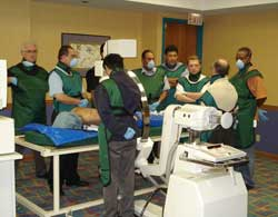 Pain Management Cadaver Training