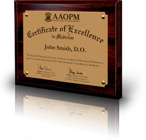Medical Training Certification