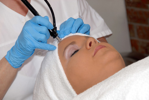 Microdermabrasion Training