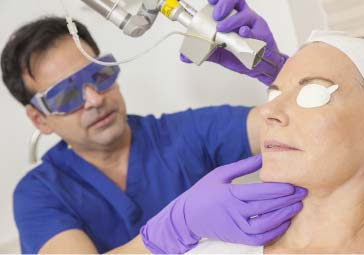 Cosmetic Laser Treatment