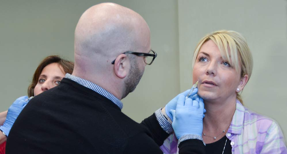 Botulinum Toxin training course