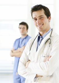 Physician and Assistant