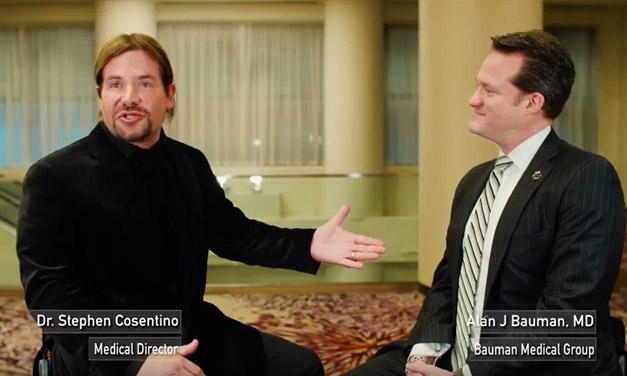 Stephen Cosentino interviews Alan Bauman
