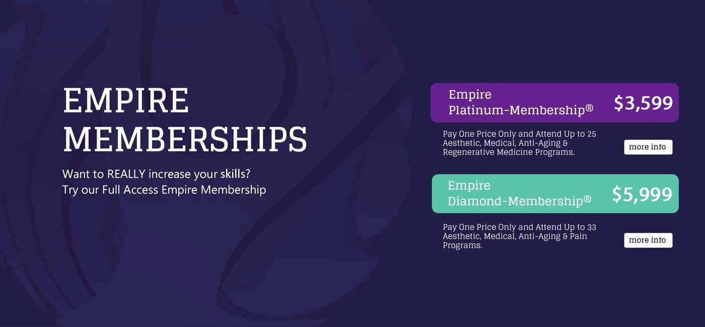 training membership