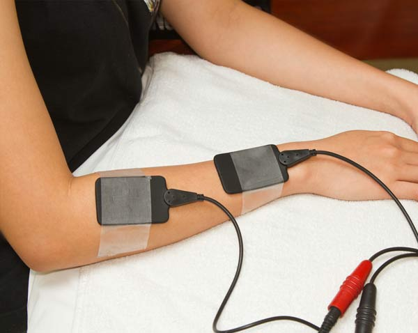 Electric Stimulation Treatment for Unspecified Pain of the Arm and Wrist