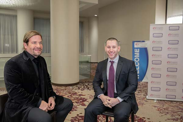 Behind the scenes with Dr. Cosentino and Jason Emer, MD