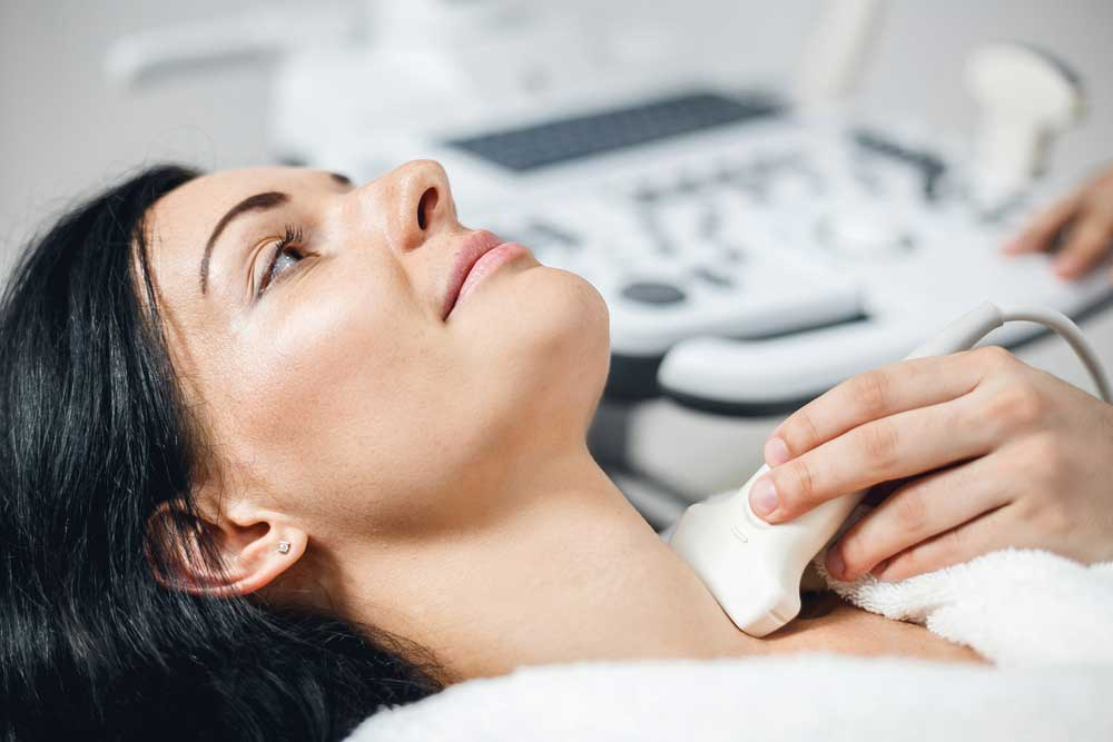 Ultrasound Examination and Technique for Carotid Atery