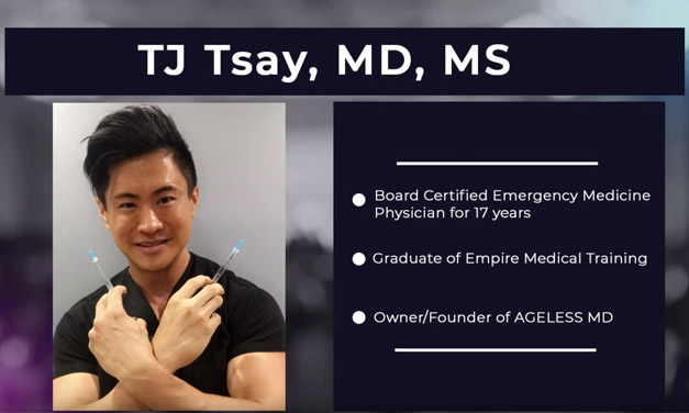 Case Study with Dr. TJ Tsay