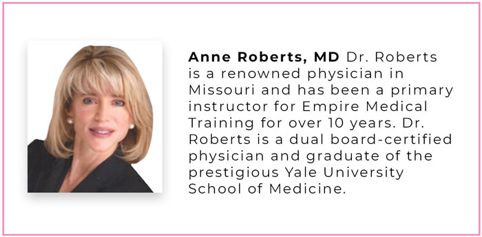 Dr. Anne Roberts