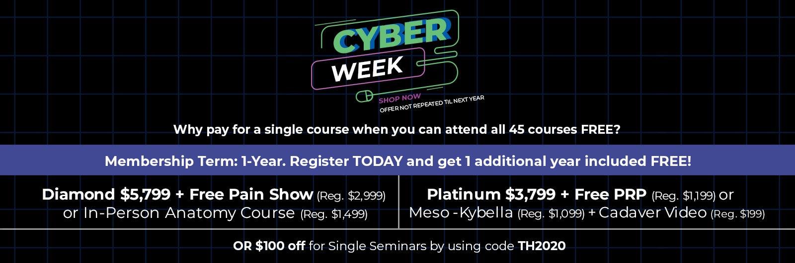cyber week 2020