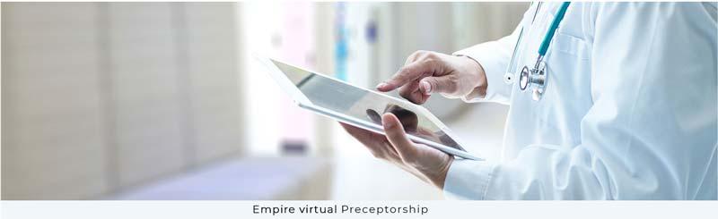 virtual preceptorship