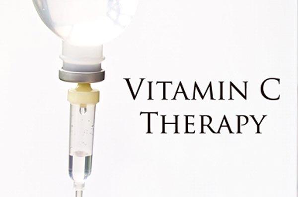 iv therapies - vitamin c