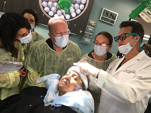 bauman - hair restoration procedure 2